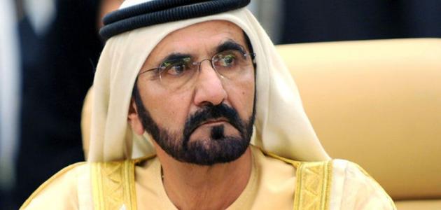 من هو رئيس الإمارات