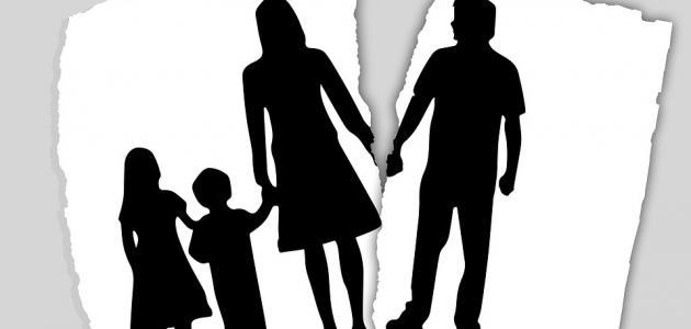 596fbe1a7 الطلاق وأثره على المجتمع - موضوع