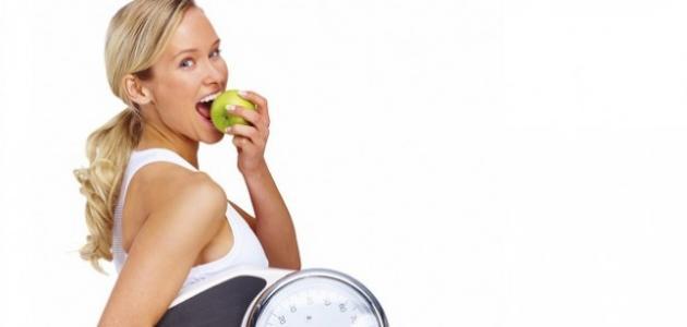 تخفيف الوزن في أسبوع طبيعياً