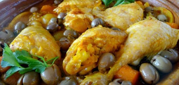 وصفات طبخات مغربية