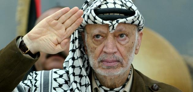 موضوع عن ياسر عرفات