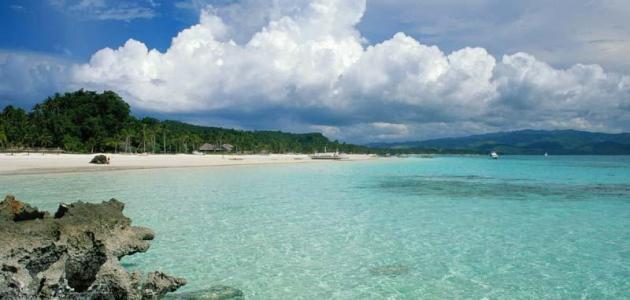 جزيرة سانت مارتن