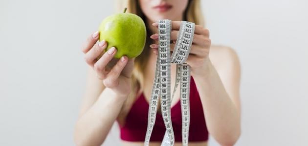طرق تخفيف الوزن بأسرع وقت