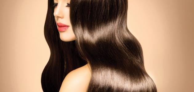 لتطويل الشعر بسرعة