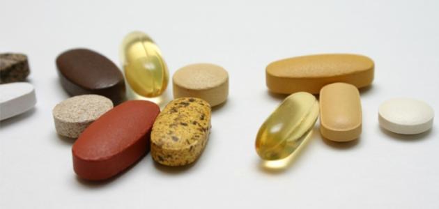فيتامينات للوجه