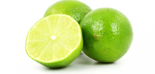 فوائد الليمون الأخضر