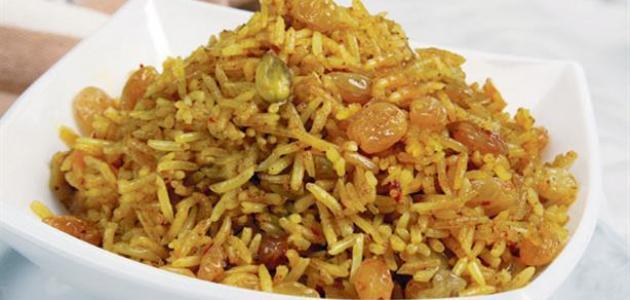 طريقة عمل الأرز المبهر