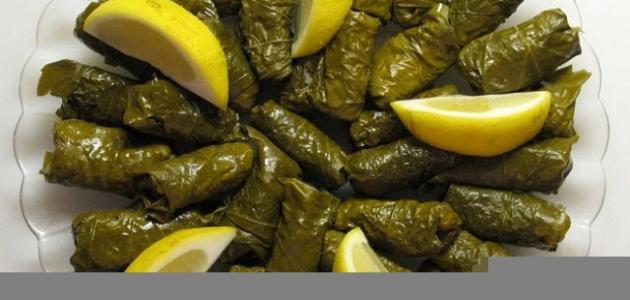 طريقة عمل ورق العنب المصري