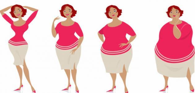 طريقة تخسيس الوزن