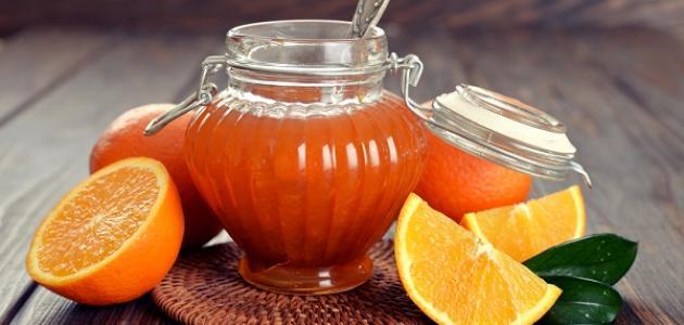 طريقة مربى البرتقال
